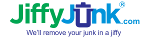 Jiffyjunk.com. We'll remove your junk in a Jiffy