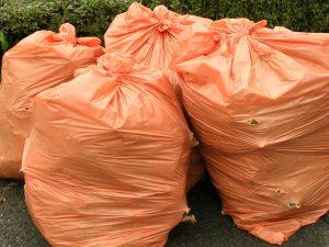 trash haul away