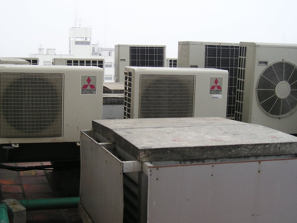 Air Conditioner Recycling Proper Disposal Of Old Or