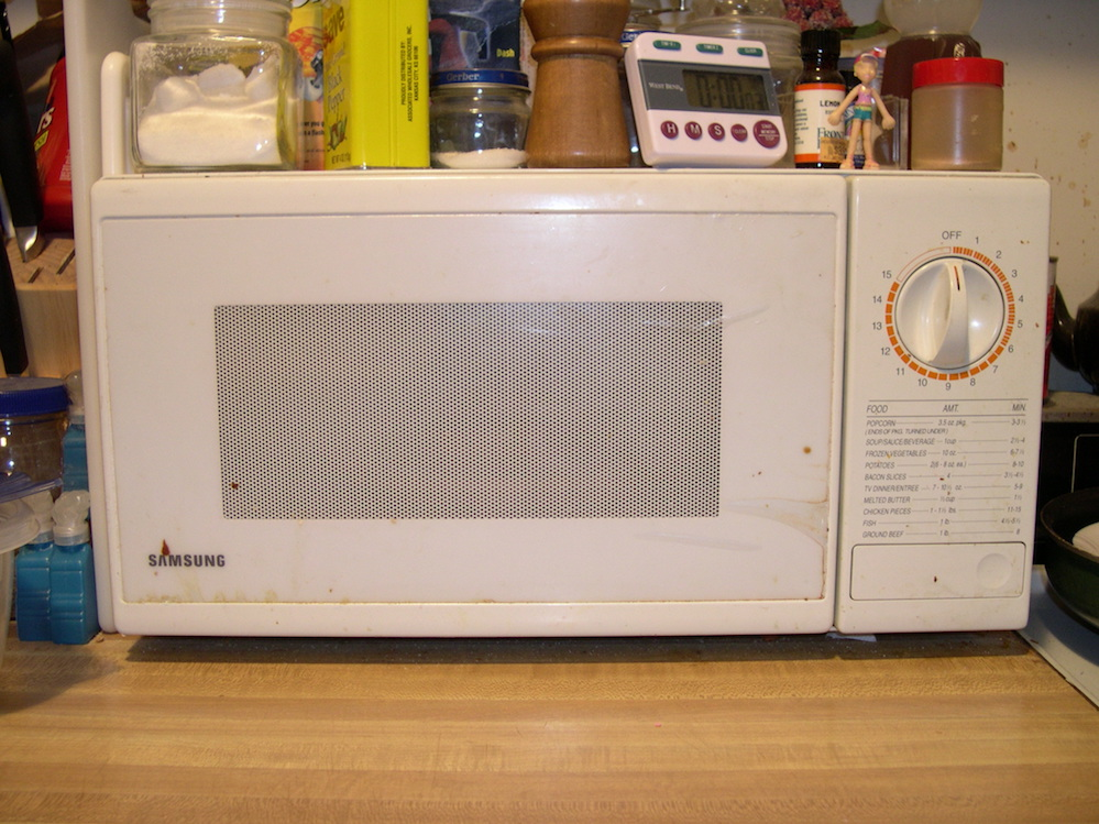 Microwave Disposal Safe Non