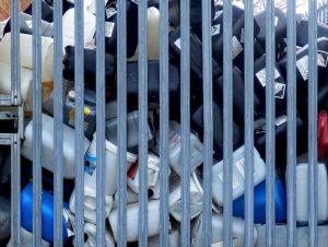 industrial waste disposal