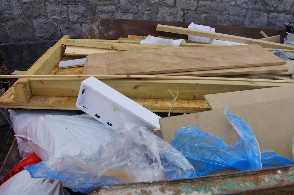 Construction Trash Removal Jiffy Junk
