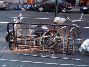 garbage pickup nyc