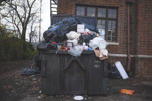 trash pick up nyc