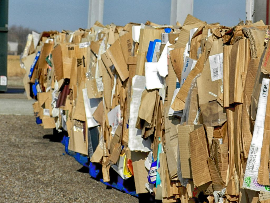 Cardboard Pick Up Service Jiffy Junk