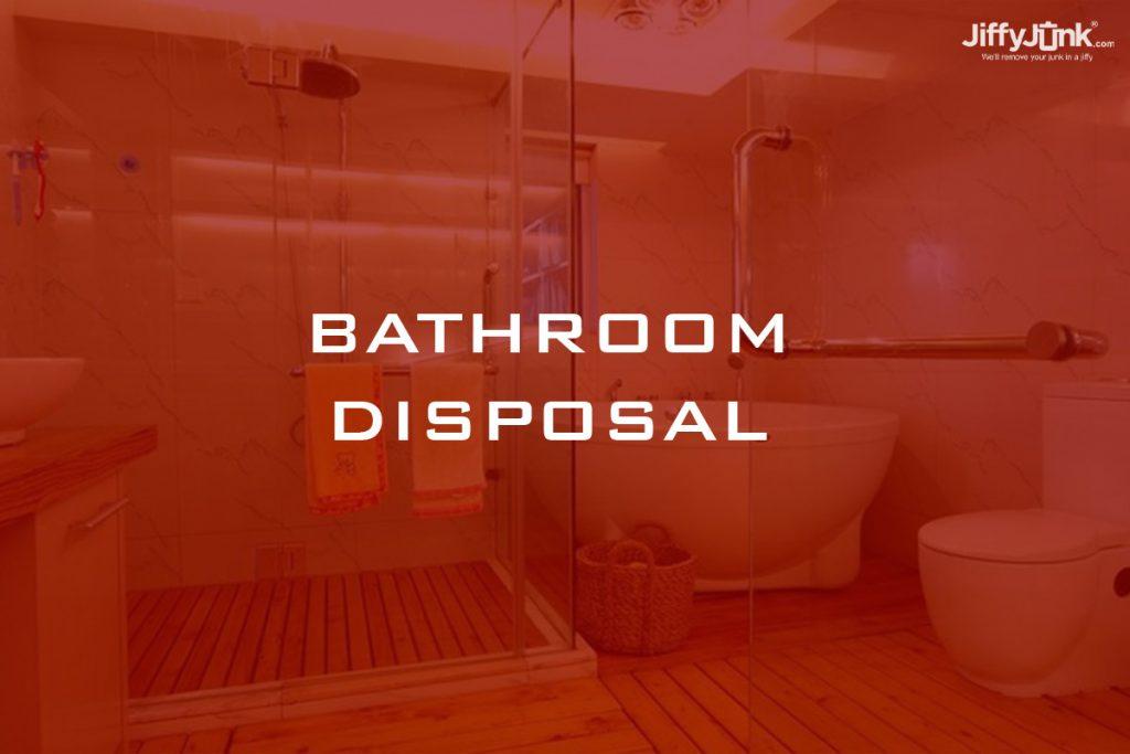 Bathroom Disposal by JiffyJunk