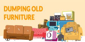 Dumping Old Furniture- Places, Methods & Other Important Information by JiffyJunk-min