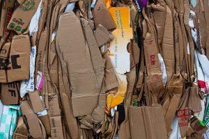 cardboard pickup service
