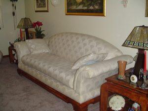 how to dispose sofa