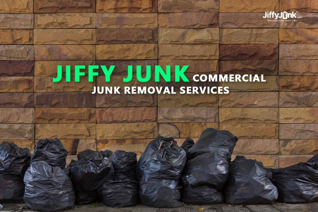 Jiffy Junk Commercial Junk Removal Services