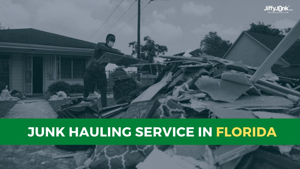 Junk Hauling Service In Florida