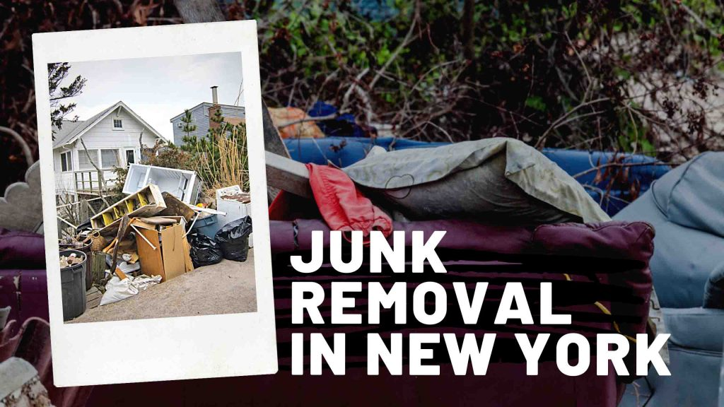 Junk Removal In New York
