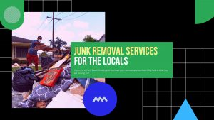Junk Removal Services For The Locals