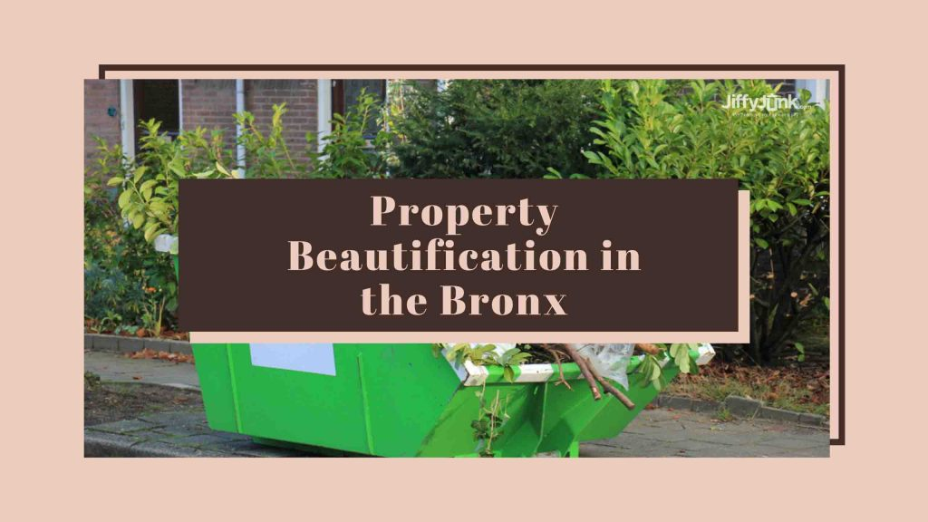 Property Beautification in the Bronx